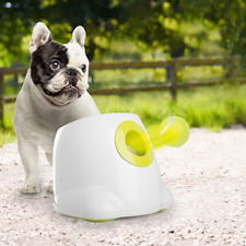 9M Dog Ball Thrower Automatic Machine Launcher Pet Dog Play Fetch Christmas Gift