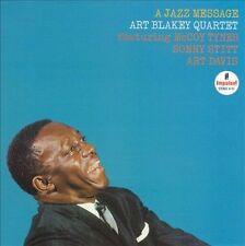 A Jazz Message [Remaster] by Art Blakey Quartet CD, Oct-1999, GRP Digipak