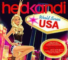 Hed Kandi (World Series USA) (3xCD) SEALED Acicii Richard Grey Sander Van Doorn