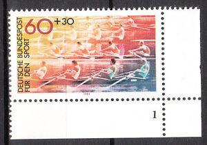 BRD 1981 Mi. Nr. 1094 Postfrisch Eckrand 4 Formnummer 1 TOP!!! (9817)