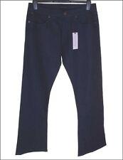 """BNWT pour Hommes superfine Baile Bottes Jeans Extensible W32 """" L34 """" Pur Bleu"""
