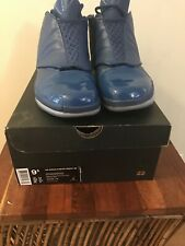 Jordan 16 Trophy Room Sz9.5 Blue Air Jordan 16 Rare. Pre-owned Excellent Cond.