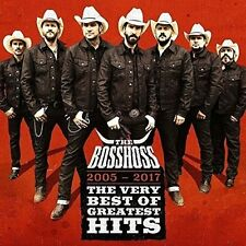 CD*BOSSHOSS**THE VERY BEST OF -  GREATEST HITS (2005 - 2017)***NAGELNEU & OVP!!