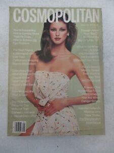 COSMOPOLITAN MAGAZINE SEPTEMBER 1979 JANICE DICKINSON NO LABEL VINTAGE WOMENS