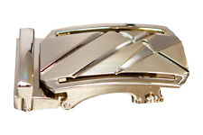 NEW Automatic Ratchet Buckles Adjustable Buckle only - Perfect for Dress Belts