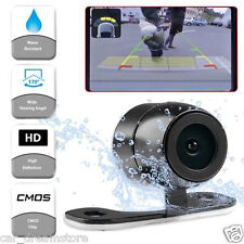 Waterproof Car Rear View CCD Vision Front Forward/Backup Side Parking Camera US