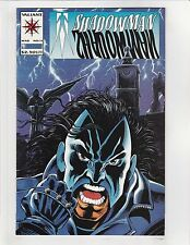 Shadowman (1992) #11 NM- 9.2 Valiant Comics Master Darque app.