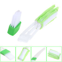 Window Air-conditioner Computer Dust Cleaner Double Ended Brush Car Air Vent