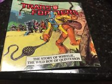 Book. The Transformers Books Marvel, More Story Of Wheelie /the Transformers
