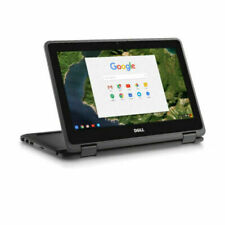 Dell Chromebook 5190 11.6 inch (32GB 8GB ) 2 in 1 touch screen see photos