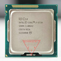 intel Core i7 3770 3.4GHz SR0PK Quad-Core LGA 1155 CPU Processor