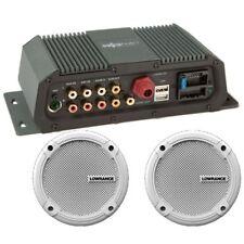 "Lowrance Sonichub  Marine Audio Server w/6.5"" Speakers  000-12301-001"