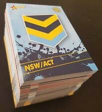 2016 Select AFL Future Force Complete 100-Card Common Base Set