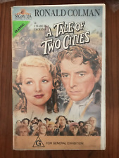 A TALE OF TWO CITIES RONALD COLMAN  NOT A CHINESE COPY PAL VHS VIDEO