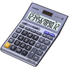 Desk Calculator Tax & Euro Calculations 12 Digit Display Solar Casio DF120TER