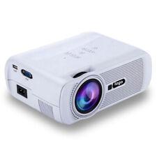 Mini Portable Pocket Projector HD 1080P LCD Home Theater VGA/USB/SD/HDMI/AV/TV