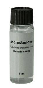 AndrosteNONE (6 ml) - Pure Pheromones - Unscented Alpha Pheromone Attractant