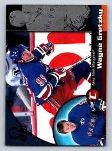 1998-99 Pacific Omega #156 Wayne Gretzky (ref 177483)