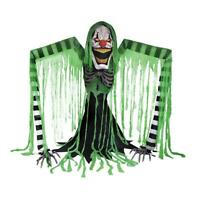 Halloween Life Size 6 Ft UNDERWORLD EVIL CLOWN Animated Haunted Prop Animatronic