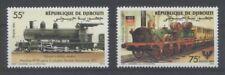 TRAIN CHEMIN DE FER Djibouti 2 val de 1985 ** NEUF PORT OFFERT