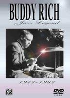 Buddy Rich - Buddy Rich: Jazz Legend 1917-1987 [New DVD]