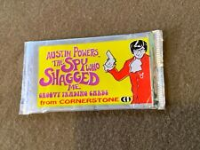 Austin Powers The Spy Who Shagged Me Groovy Trading Cards 1999 NEW MIP