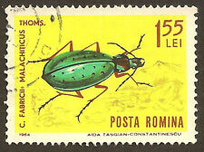 Scott # 1621 - 1964 -  ' Insects, Beetle '