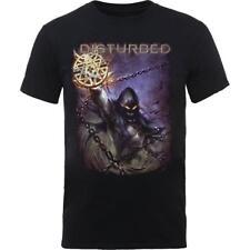 Licencia Oficial-trastorno-Vortex Colores T Shirt-Metal
