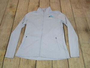 Nike Golf Dri-Fit Pyeong Chang 2018 Olympics NBC Blue Jacket Coat Women's XL