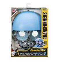 Transformers: BUMBLEBEE Autobot Sqweeks Voice Changer Mask NEW in box