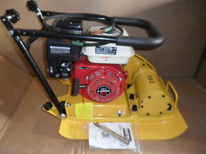 WACKER PLATE COMPACTOR c80 84kg clearance 2 only £399