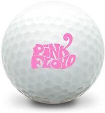 1 Dozen Bridgestone B330's Mint (Pink Floyd Letters Logo Golf Balls)