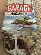Pacific Islands Skateboard Deck GARAGE ROCK RARE Slightly Used