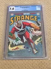 Strange Adventures 221 CGC 7.0 OW/White Pages (Classic Cover!!)
