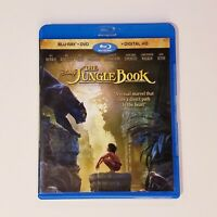 Walt Disney's The Jungle Book Live Action (Blu-ray) LIVE ACTION REMAKE