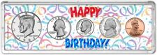 Happy Birthday Coin Gift Set, 1983