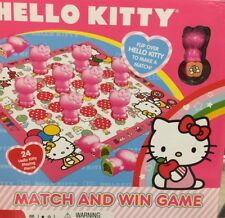 Sanrio Hello Kitty Match and Win Board Game 24 pieces Toy by Sanrio