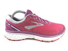 Brooks Ghost 11 Pink Purple Running Sneakers Shoes Womens Size 10 B (Medium)