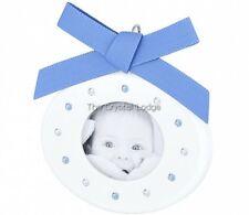 SWAROVSKI CRYSTAL CORNICE-Baby Blu 5049485 Nuovo di zecca Boxed in pensione