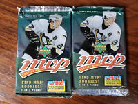 2007-08 upper deck MVP hockey (2 Pack Lots) See Details