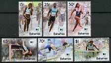 Bahamas 2021 MNH Olympics Stamps Tokyo 2020 Games Swimming Sports 6v Set
