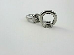 ringmutter ähnlich DIN582 mutter m5 - m20  rostfreier edelstahl a4 aisi 316