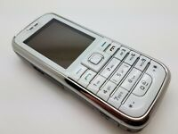 Nokia 6233 - White Silver (Unlocked Including 3 Network) Mobile Phone