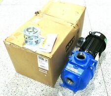 New Amt 394j 95 Pump Self Priming 10hp 3 208 230460v Fm94 394j95