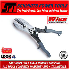 "WISS WC5L DOWN PIPE / DOWNSPOUT & SHEET METAL HAND CRIMPER 5 BLADE 1-5/8"" THROAT"