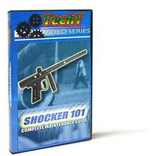 """Shocker SFT & NXT Air-Smithing Video - TechT """"Shocker 101"""" Paintball Tech DVD"""
