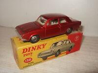 Rare Vintage Original Dinky 130 Ford Consul Corsair with Features & Original Box