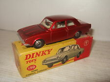 Rare Vintage Original Dinky 130 Ford Consul Corsair with Features & Original Box