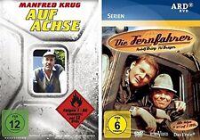 Gesamtbox EN EL EJE+LA CONDUCTORES DE CAMIONES completo TVSerie 15 Caja de DVD