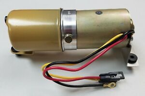 NEW 1967-1972 Oldsmobile Cutlass & 442 Convertible Top Motor Pump - Made in USA
